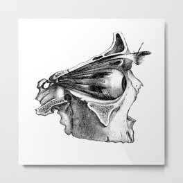 The evil oculus Metal Print