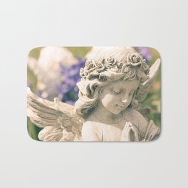 Spring Angel Bath Mat