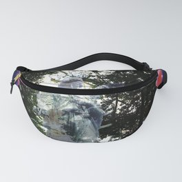 Heavenly appearance - angel Fanny Pack