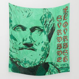 Survive. Flourish. Wall Tapestry