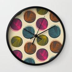 Yeah Yeah Darling Wall Clock