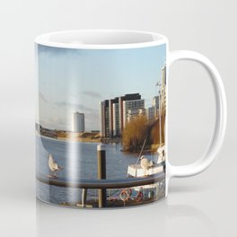 Scottish Photography Series (Vectorized) - Enjoying the View Coffee Mug