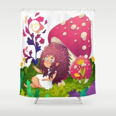 Free Spirit Shower Curtain