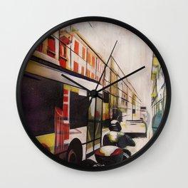 Monotonia infinita / endless monotony Wall Clock