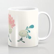 les microbes  Mug