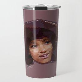 Esperanza Spalding  Travel Mug
