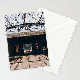 Aerospace Warehouse Stationery Cards
