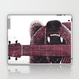 Big Bad Bear Laptop & iPad Skin