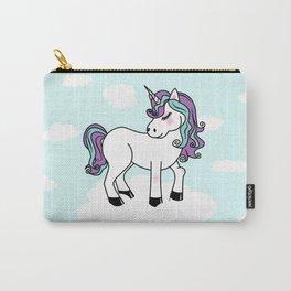 Kawaii unicorn Carry-All Pouch