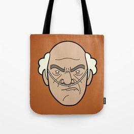 Faces of Breaking Bad: Hector Salamanca Tote Bag
