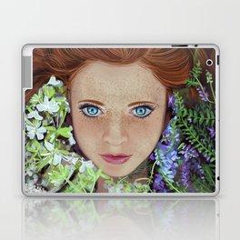 Among flowers Laptop & iPad Skin
