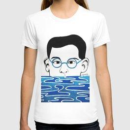 Alfredo's portrait T-shirt