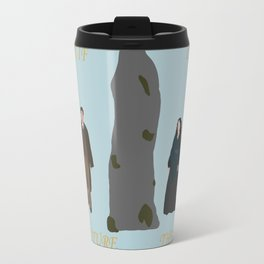 What if Your Future is in the Past? Travel Mug
