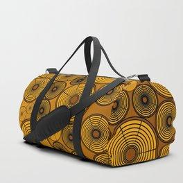 Wood Pile Duffle Bag