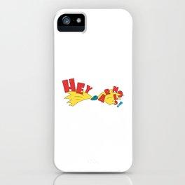 Hey Arnold iPhone Case