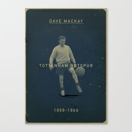Tottenham - Mackay Canvas Print