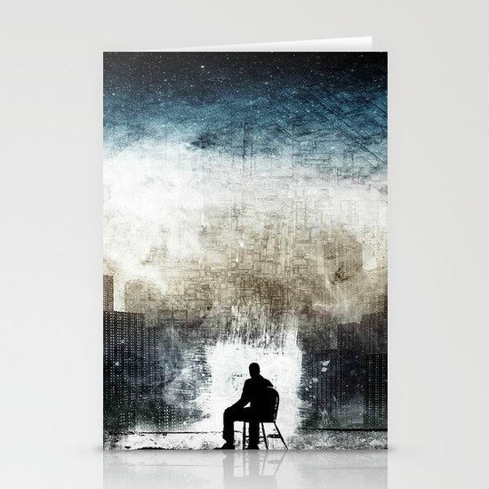 City Thoughts Stationery Cards