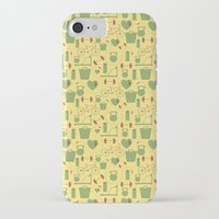 fitness iPhone & iPod Cases featuring Fitness  by S. Vaeth