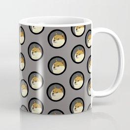 DOGECOING (grey) Coffee Mug