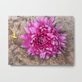 flower offerings Metal Print