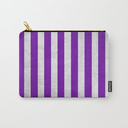 Stripes Collection: Sweet Passion Carry-All Pouch