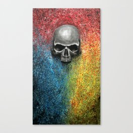 A Beautiful Demise Canvas Print