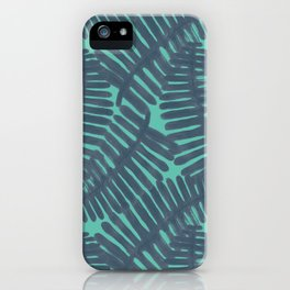 Everything Summer - Leaf Love iPhone Case