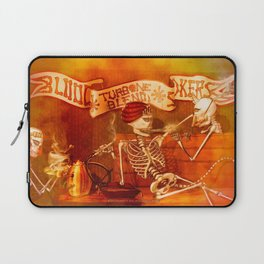 BLOOD SMOKERS - 022 Laptop Sleeve