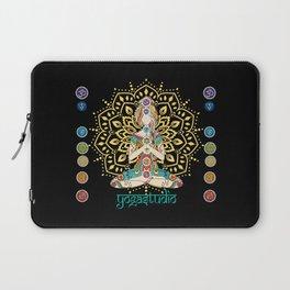 Yoga Studio Laptop Sleeve