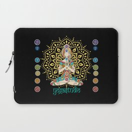 Yoga Studio Laptop Sleeve