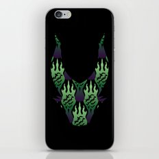SCORCH pattern ~ Maleficent iPhone & iPod Skin