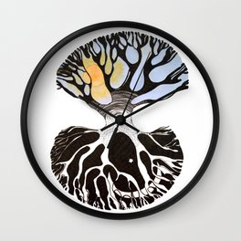 Day and Night Wall Clock