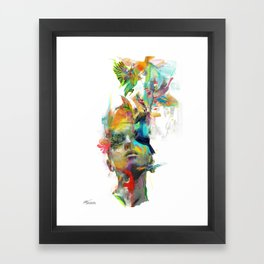 Dream Theory Framed Art Print