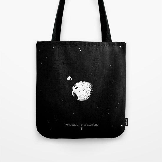 PHOBOS & DEIMOS Tote Bag