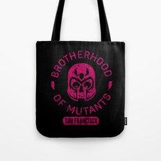 Bad Boy Club: Brotherhood of Mutants  Tote Bag