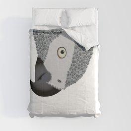 African Grey Parrot Comforters