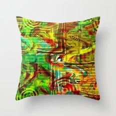 Creation 05 dic 2011 Throw Pillow