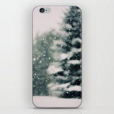 Winter Daydream #3 iPhone & iPod Skin