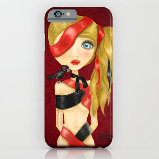 Amor y odio iPhone & iPod Case