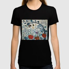 nature【Japanese painting】 T-shirt