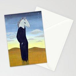 Homo Equus Stationery Cards