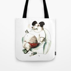 Mass Mickey Tote Bag