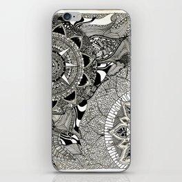 Mystic Ulu iPhone Skin