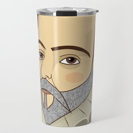 Cervantes Travel Mug
