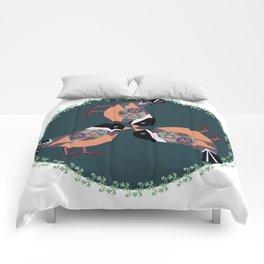 A Circle of fun Comforters