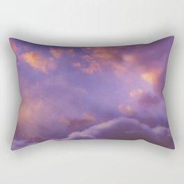 Memories of Thunder Rectangular Pillow