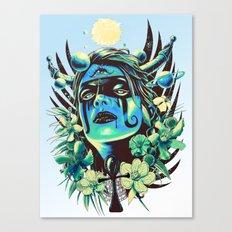 Hathor (Cool) Canvas Print