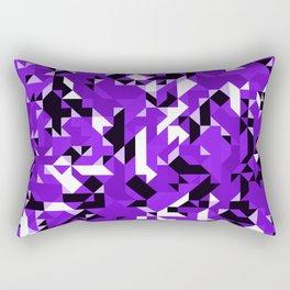 Off-Beat Geometric Shapes V.13 Rectangular Pillow