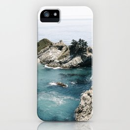 Mcway Falls Faded iPhone Case