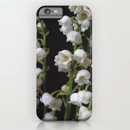 lily of the valley 5 iPhone Case